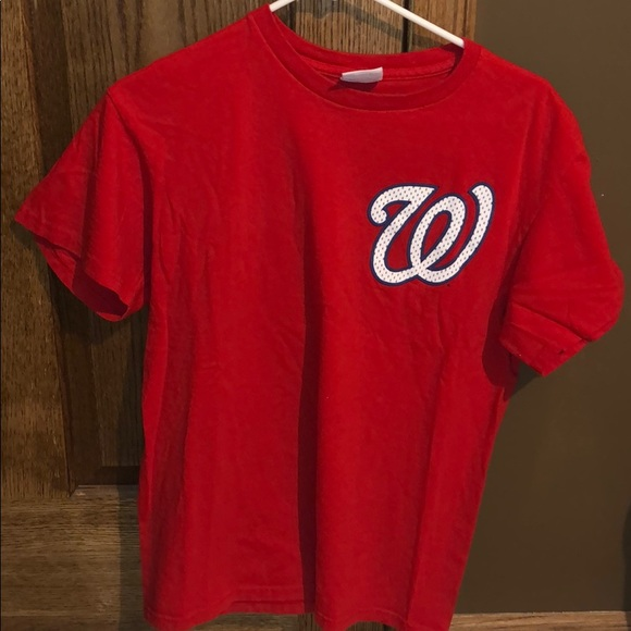 quality design 0de4f ce13b Washington Nationals Bryce Harper T-Shirt